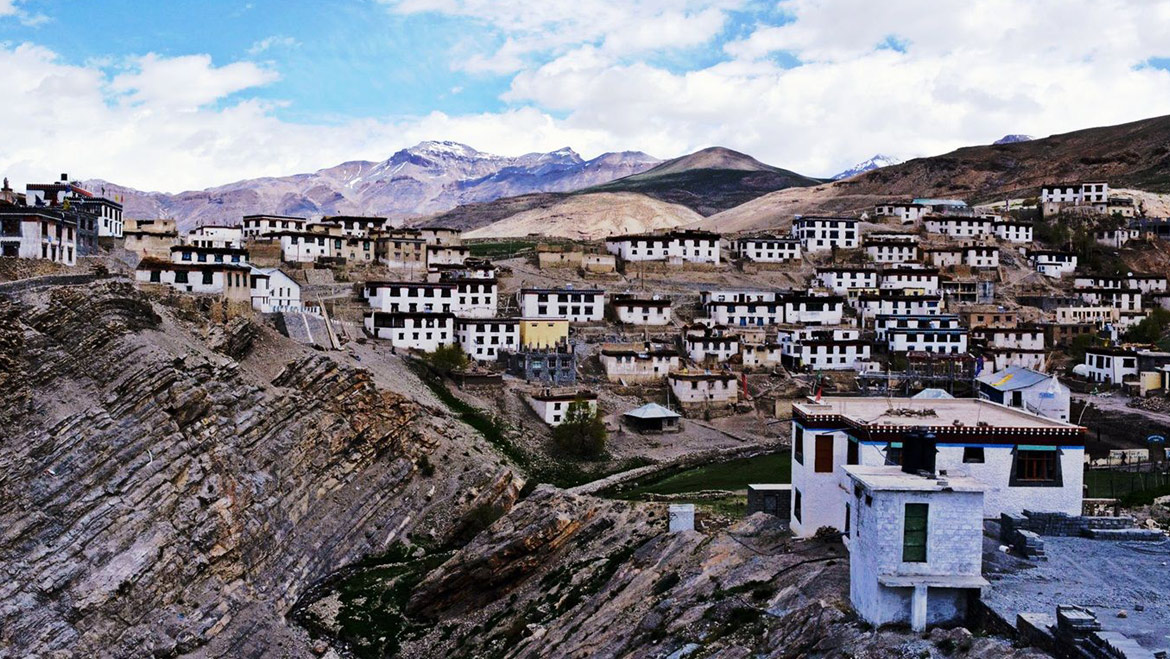 This village of India is at the Highest Point in the World