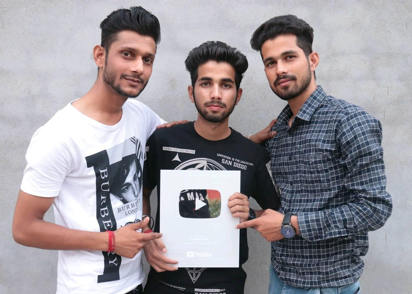 Kangra Boys – The Famous Youtube Channel