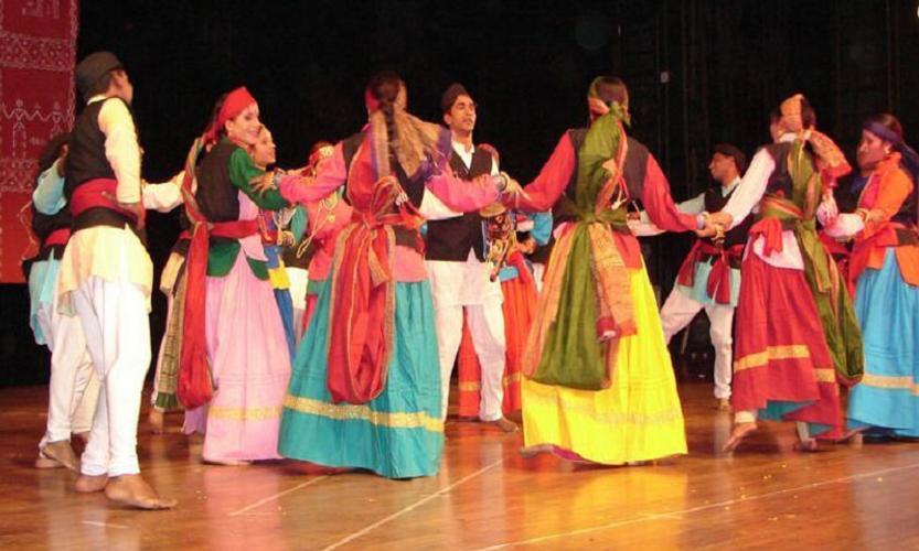 Naati : Pahadi Folk Dance