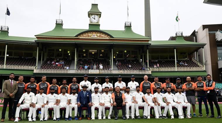 India vs Australia 4th test: Due for rain, match draw, India win series 2-1