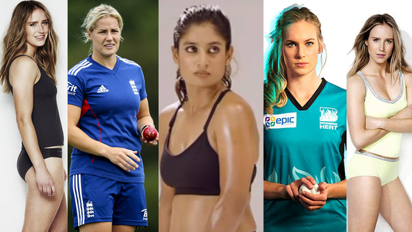 Top 5 Most Beautiful Women Cricketers