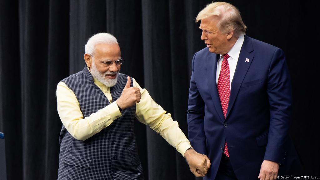President Donald Trumps India Visit